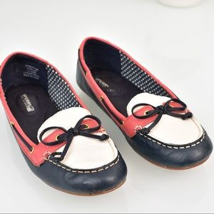 WOMEN SPERRY TOP SIDER BOAT SHOES